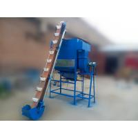 China cooling storage bin for animal feed pellet machine production line  discharging and packing directly on sale