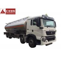 Wholesale 26000L Diesel Delivery Truck Comfortable Driving Seats 6 Cylinder Water Cooling from china suppliers
