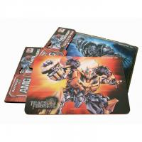 China Heat Transfer Custom Printed Cloth Mouse Pad For Gaming, Non Slip on sale