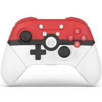 Wholesale Enhanced Poké Ball Edition Wireless Controller for Nintendo Switch - White/Red/Black from china suppliers