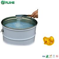 High Stability To Ozone Medical Grade Silicone Rubber Translucent RoHS FDA MSDS