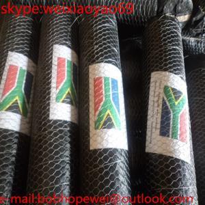 Hexagonal wire netting/Hexagonal wire mesh/Chicken wire /chicken wire fencing/chicken wire for sale/hex mesh