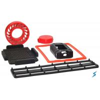Wholesale PAD UP CASE Injection Molded Parts Custom Made Any Size / Shape Acceptable from china suppliers