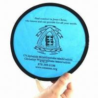 Wholesale Pop-up Fan, Made of 190T Nylon and Steel Ring from china suppliers