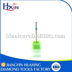 Wholesale Tungsten Carbide Manicure Drill Bits Silver Color No Clogging HXH0108D from china suppliers