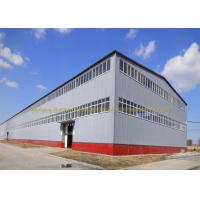 Wholesale Anti Rust Warehouse Steel Structure Prefab Metal Buildings Hot Dip Galvanized from china suppliers