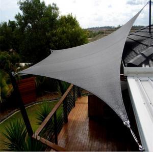 black color Textilene® Outdoor Fabric sunshade screen umbrella
