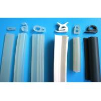 Wholesale Custom Silicone Rubber Sealing Strips Oven Door Gasket , Durometer Shore 40-80A from china suppliers