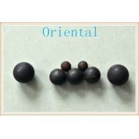 Wholesale Dia 25 mm Hot Rolling Steel Balls for Mines , SAG Ball Mill with high hardness from china suppliers