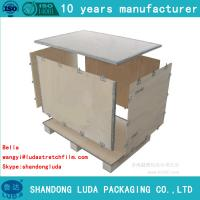 Wholesale 2015 New Design collapsible plywood box for export clients demand Collapsible plywood box from china suppliers