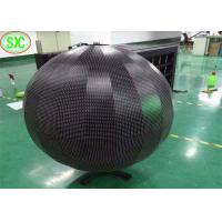 Wholesale Hd Indoor Ball Sphere LED Screen Full Color 64*32 Dots Resolution Constant Driving from china suppliers