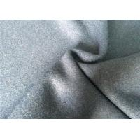 Professional 600g/M Cashmere Wool Blend Fabric OEM / ODM Acceptable