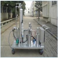 China High efficiency small movable industrial wastewater treatment dissolved air flotation machine for sale on sale