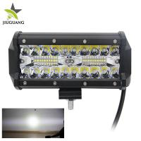 Wholesale High Power Off Road Led Light Bar 60 Degree Flood Beam Customized Logo from china suppliers