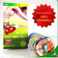 China Meizi Super Power Fruit Slimming Diet Pill Herbal Weight Loss Pills on sale