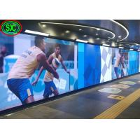 Wholesale Small Pixel Pitch Indoor Full Color LED Display SMD P2 P2.5 P3 P4 Low Frequency Current from china suppliers