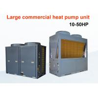 Wholesale 35 - 100 KW Capacity Commercial Air Source Heat Pump , Large Heat Pump from china suppliers