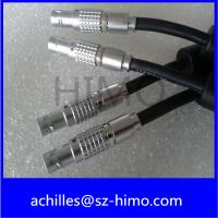 Buy cheap 6 pin cable assembly lemo connector from Wholesalers