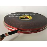 China 5925 3M Acrylic Foam Tape Soft Flexible Suitble For Irregular Surface Mounting on sale