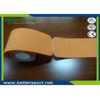 Wholesale Pre cut kinesiology tape sports physiotherapy tape muscle tape 5cmX5m from china suppliers