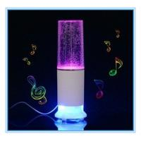 Wholesale Touch Sensor LED Water Dancing Speaker Rechargeable Speaker Water Show Fountain Speaker from china suppliers