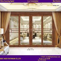 China 2015 best selling china supplier aluminum alloy french folding door on sale