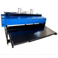 Buy cheap Max width pneumatic double sublimation machine HEAT PERESS SUBLIMATION MACHINE from wholesalers