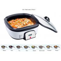 China Adjustable Electric Multi Cooking Pot 6QT, Multi Cooker Electric Frying Pan Large Capacity on sale