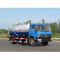 Wholesale 10000liters Dongfeng Vaccum Sewage Suction truck from china suppliers