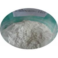 Wholesale Professional Pain Reliever Drug Lidocaine / Lidocaine Hydrochloride CAS 137-58-6 from china suppliers
