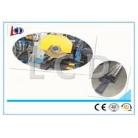 Buy cheap High Strength Steel Square Pipe Making Machine , Steel Pipe Manufacturing from wholesalers
