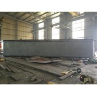 Durable Metal Water Tanks For Sale, Industrial Galvanized Water Tank