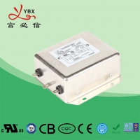 Wholesale 30A 250V 440VAC Low Pass EMC Line Filter For Servo Motor OEM Service from china suppliers