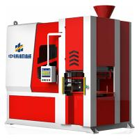Wholesale Fully automatic horizontal shooting sand casting molding machine and casting molding production line from china suppliers
