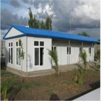 Prefabricated church buildings quality prefabricated for Prefab guest house with bathroom and kitchen