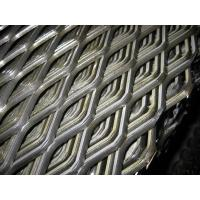 Wholesale Diamond Hole Shape Expanded Metal Mesh 0.5-6.0mm Thickness Flat Surface For Decoration from china suppliers