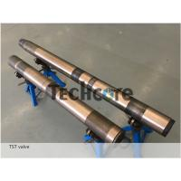 Wholesale Tubing String Tester Valve Downhole Drilling Tools , Oil Well Testing Flapper TST Valve from china suppliers