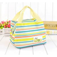 Wholesale Reusable Bulk Aluminium Cooler Bag , Outdoor Indoor Lunch Box Cooler Bag from china suppliers