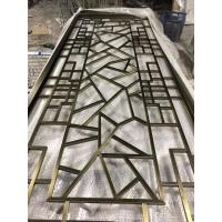 Wholesale China Architectural Metal Fabrication Metal Work Including Installation site from china suppliers