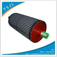 Wholesale Conveyor Drum Lagging with Ceramic pulley from china suppliers