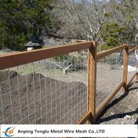 Wholesale Welded Wire Fences| Galvanized or Stainless Steel Rolled Wire Fencing for Building from china suppliers