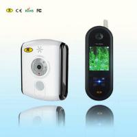 Wholesale Silver Digital Audio Colour Video Door Phone / Doorbell For Villa from china suppliers
