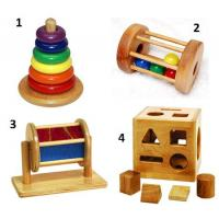 Quality wooden shape toys for sale