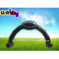 Wholesale Gaint Black Inflatable Arch from china suppliers
