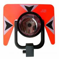 Wholesale GA-AK18L  Leica adaptor  Single Prism Set /Reflecting set with soft bag for total station from china suppliers