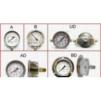 Wholesale Stainless Steel Case Pressure Gauge from china suppliers