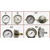 Buy cheap Stainless Steel Case Pressure Gauge from wholesalers
