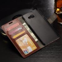 Wholesale Protective Galaxy A3 Samsung Leather Wallet Case Crazy Horse Side Open 47.3g from china suppliers