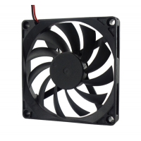 Wholesale high speed water resistant fan 80*80*10mm dc cooling fan with plastic fan grill from china suppliers