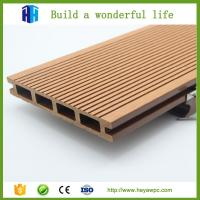 Wholesale HEYA non-slip wpc decking wood plastic composite fence panels from china suppliers